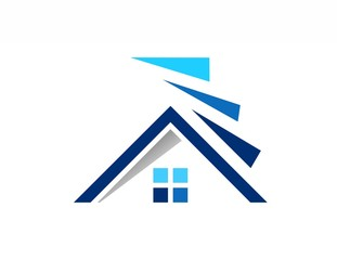 house logo, real estate,business home rise building icon symbol