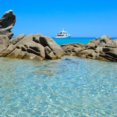 Sardinia sea