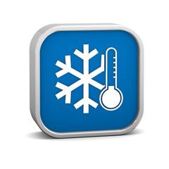 Low temperature sign