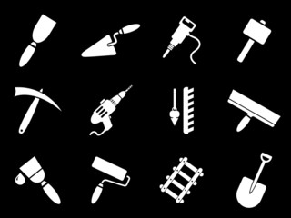 Symbols of building equipment