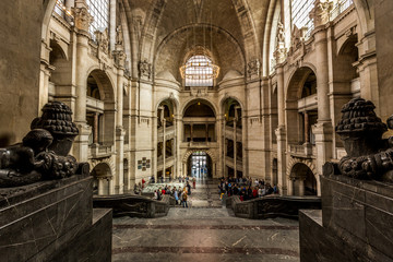 Neues Rathaus Hannover Innenansicht