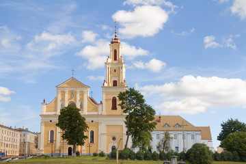 Grodno Church of the Finding of the Holy Cross formerly Bernard