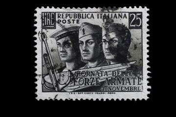 Briefmarke Italien WK II