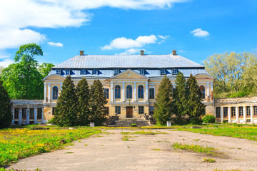 Old Estate of Volovich in Belarus