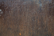 Plaque vieux grunge rugueux fer oxidazed surface métallique corrodé
