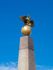 Obelisk zu Ehren Zar Nikolaus I. und Zarin Alexandra, Helsinki