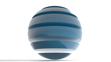 Logo blu sphere