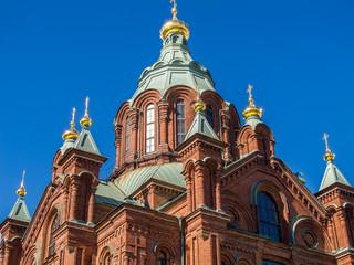 Uspenski-Cathedral, Helsinki