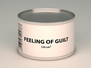 bank with feeling of guilt title