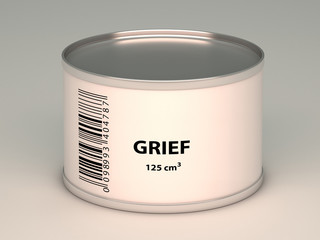bank with grief title