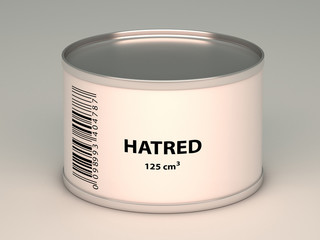 bank with hatred title
