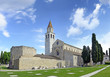Baptistery, Basilica and bell tower of Aquileia, Italy. UNESCO - 67380910