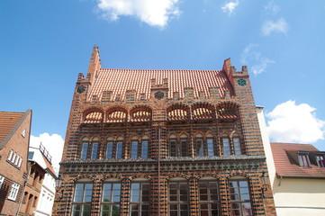 Altes Haus in Wismar 6