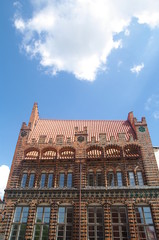 Altes Haus in Wismar 8