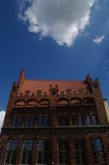 Altes Haus in Wismar 7
