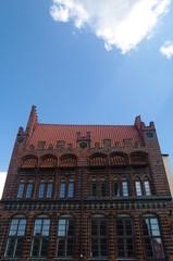 Altes Haus in Wismar 1