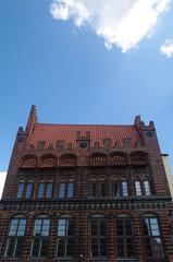 Altes Haus in Wismar 2