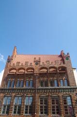 Altes Haus in Wismar