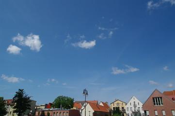 Fassaden am Markt in Wismar 9