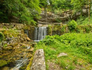 cascade Saut Girard JURA