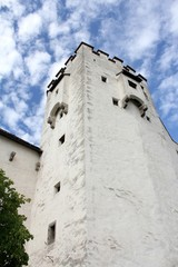 Salzburg Fortress Tower