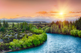 Fototapety Clutha river