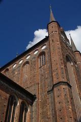 Kirche in Wismar 1