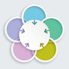Chart design for business presentations #JPG
