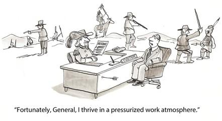 Pressurized Work Environment