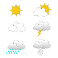 Iconos Meteorológicos FB