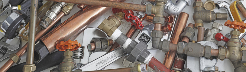 plumbers bits and pieces