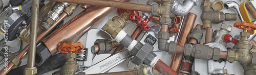plumbers bits and pieces - 67389978