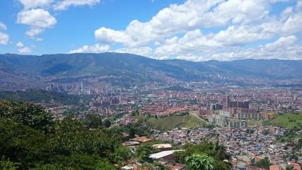 Panorámica Medellín Colombia
