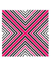 Viereck X Form Viele Linien Fenster Muster