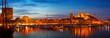 Obrazy na płótnie, fototapety, zdjęcia, fotoobrazy drukowane : port in night. Alicante, Spain