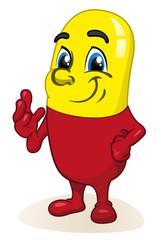 Mascot Capsule medicine