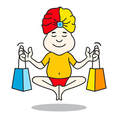Expert guru shopping logo