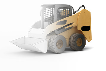 Excavator II - mix