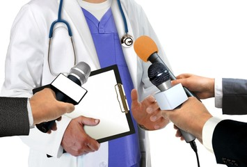 Press Interview with Doctor