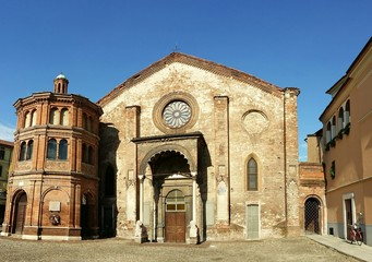 Cremona - chiesa di San Luca