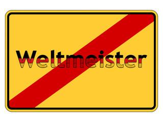 Kein Weltmeister Deutschland