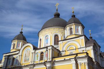 Покровский монастырь, Москва, Россия.