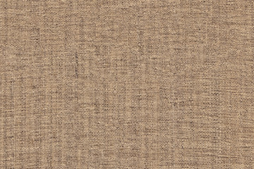 Artist's Linen Canvas Coarse Grunge Texture Sample