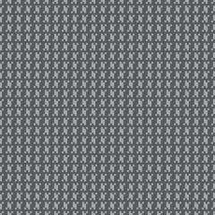 Abstract black and white background, seamless vector pattern