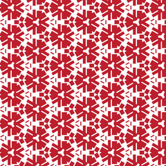 Vector pattern - geometric seamless simple modern texture