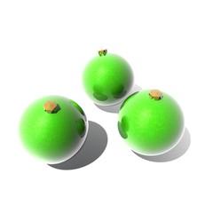 Appel kerstbal
