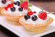 Berry Tartlets
