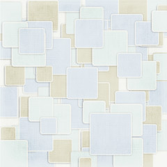 Abstract  geometric tiles pattern, background