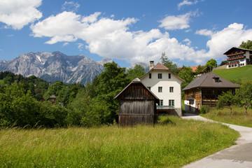 Wandern in Schladming - Dachsteinblick