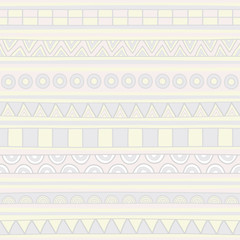 Hand drawn seamless background7